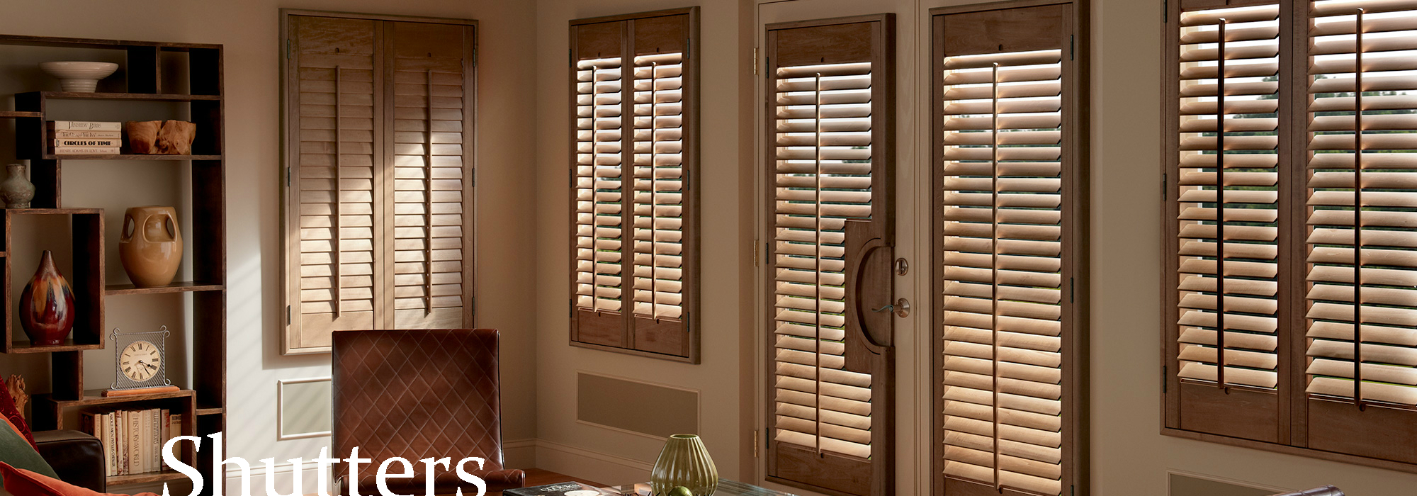 Window Shutters Interior Hunter Douglas Newstyle Diy